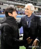 일본축구, 월드컵 2개월 앞두고 할릴호지치 감독 경질