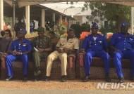 니제르-미군 대테러 훈련에 참가한 아프리카 군인들