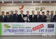 의성마늘소, 고객감동브랜드지수 한우부문 3년 연속 '1위'