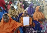 나이지리아 정부·보코하람,납치 소녀 석방 협상 중단