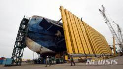 [세월호 일지] 침몰부터 선체 직립까지 1461일간 기록