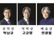 올해 '호암상' 수상자, 오희·박남규·고규영·연광철·강칼라