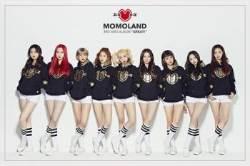 걸그룹 모모랜드, 컴백 '쇼콘' 수익금 전액기부