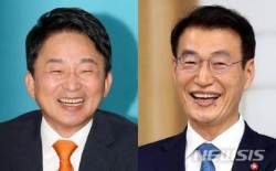 제주지사 여론조사, 원희룡 10%p 이상 리드