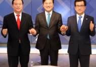 """[지방선거 판세점검-충북']3선 도전' 이시종에 """"세대교체"""" 주장 野"""