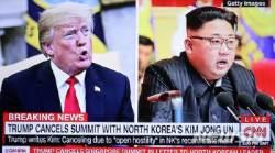 한국당 36명 의원, 트럼프에 '北,PVID 요구'성명서 전달