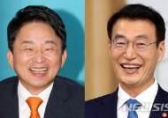 원희룡 43.4% vs 문대림 34.0%…제주언론3사 여론조사