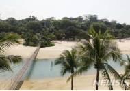 싱가포르, 북미회담장 센토사섬 육해공 치안유지 '골머리'