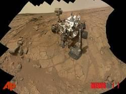 화성에 생명체 존재?...NASA 탐사선, 유기물질·메탄 발견