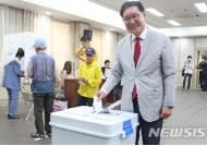 남부3군 단체장 후보들, 대부분 사전투표