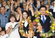 대전시장 선거전, 원도심·신도심 미세한 표심차이