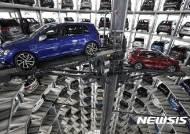 """5월 유럽 신차 판매량 131만대 0.1% 감소...""""디젤차 부진"""""""