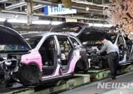 5월 자동차 생산·수출 동반 부진…한국GM 내수 35%↓