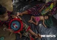 "UNHCR ""전 세계 난민수 5년래 최대...6850만명"""