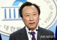 """한국당 홍일표, 김성태 혁신안에 """"의외...토론 거쳤어야"""""""