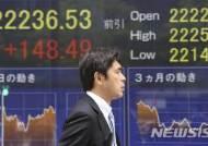 일본 증시, 아시아 증시 상승에 닛케이 1.24%↑마감