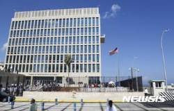쿠바 주재 美 대사관서 25번째 환자 발생