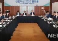 수소차 생태계 구축 방안을 위한 산업혁신 2020 플랫폼