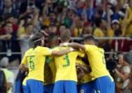 삼바축구 브라질, 세르비아에 2:0 완승…조1위 16강 확정