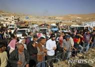 이스라엘, 요르단에 이어 시리아 남부 피난민의 입국 불허