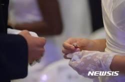 충북지역 초혼연령 남성 32.27세·여성 29.67세