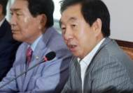 """[종합]김성태 """"원구성 협상, 민주당과 2·3중대 요구가 장애물"""""""