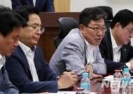 심재철 등 한국당 14명, '김성태 재신임 투표' 의총 요구