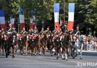 """모로코, 프랑스혁명기념일 축하 """"전략적 동반자관계"""" 강조"""