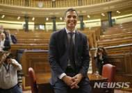 """스페인 총리 """"법인세 올리고 공공지출 늘리겠다"""""""