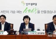 """조배숙, 日 독도도발에 """"어처구니 없어…역사의식 비뚤어져"""""""