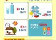 """제주 온열 질환자 현재까지 18명 발생…도 """"장시간 야외활동 피해야"""""""