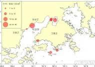 전남 득량만·고흥군 남부해역 보름달물해파리 주의경보