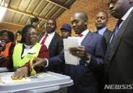 """짐바브웨 야권 """"자체 집계 마쳤다…우리가 대선 승리"""""""