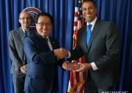 유영민 장관, FCC와 5G-방송 통신분야 협력 논의
