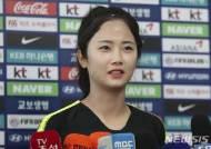 """여자축구 이민아 """"일본, 해볼만해요""""···유일한 지일파"""