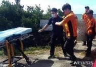 서귀포 해안가 물웅덩이에 빠진 50대 남성 숨져