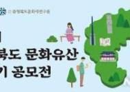 충북도, 내달까지 도내 문화유산 답사 글·사진 공모