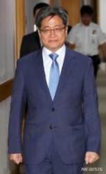 헌법재판관후보자추천위원회 참석하는 김명수 대법원장