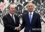 """미중무역협상 재개되지만…트럼프 """"정해진 시간표 없다"""""""