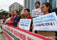 이주노동자 최저임금 차별 시도 규탄 기자회견