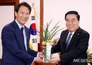 남북 국회 회담 속도…통일특보 국회의장실 파견