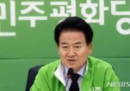 """정동영 """"이해찬 당선 축하""""…경제민주화·선거제개혁 촉구"""