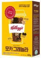 농심켈로그, 국내 첫 커피맛 시리얼 '모카 그래놀라' 선보여
