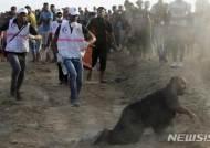 가자지구 응급의료진, 이군 무차별 사격에 사망자 속출