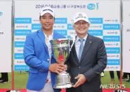 김태우 프로, 2018 DGB금융그룹 대구경북오픈 우승