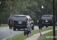 美정계 지도자, 매케인 장례식서 한 자리에…트럼프는 골프치러