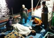 장호항 인근 해상서 선박 좌초…1명 실종
