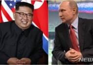 """'동병상련' 북러, 친선관계 과시…VOA """"美 대응 위해"""""""