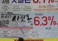 [금융안정상황]韓, 가계빚 증가세 OECD 4위…소득보다 빠르게 늘어