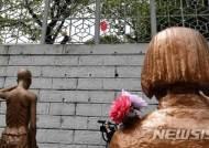 """정의기억연대 """"일본정부에 위로금 반환조치 해야"""""""